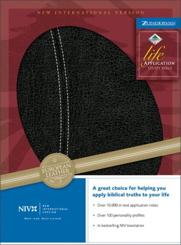 9780310920366: NIV Life Application Study Bible (New International Version)