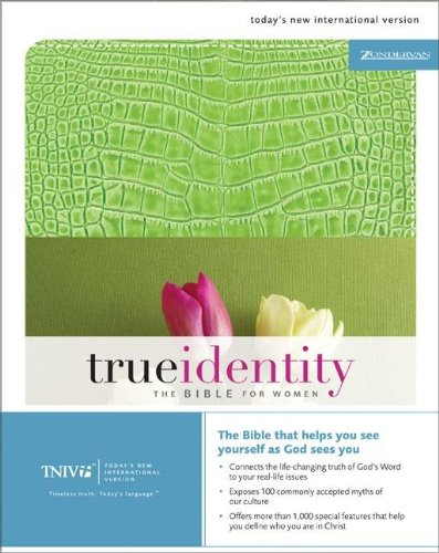 9780310920939: True Identity: The Bible for Women, Today's New International Version (TNIV)