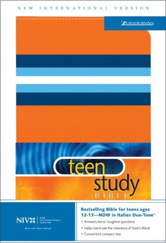 9780310920977: Teen Study Bible (New International Version)