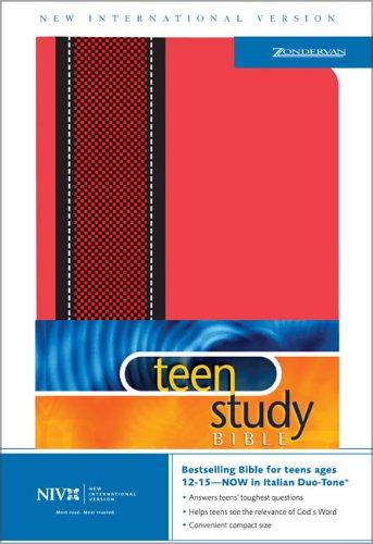 9780310920984: NIV Teen Study Bible, Revised (New International Version)