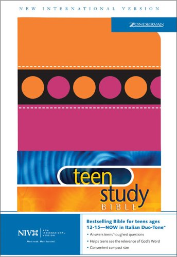 NIV Teen Study Bible, Revised (New International: Mr. Lawrence O.