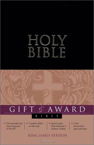 9780310921554: KJV Gift & Award Bible, Revised