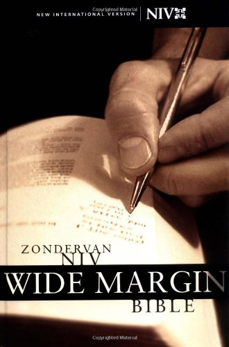 9780310922148: Zondervan NIV Wide Margin Bible