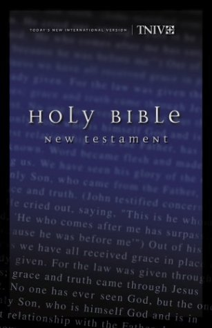 9780310922629: TNIV New Testament