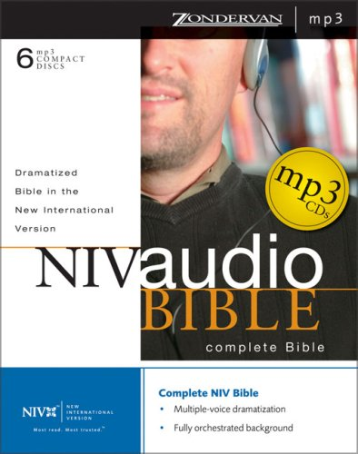 9780310922643: NIV Dramatized Audio Bible