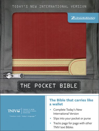 9780310922698: The TNIV Pocket Bible