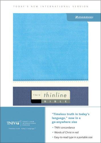 TNIV Thinline Bible (Today's New International Version): Zondervan