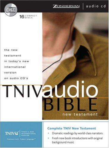 9780310922872: TNIV New Testament: Multi-Voice Edition (Today's New International Version)
