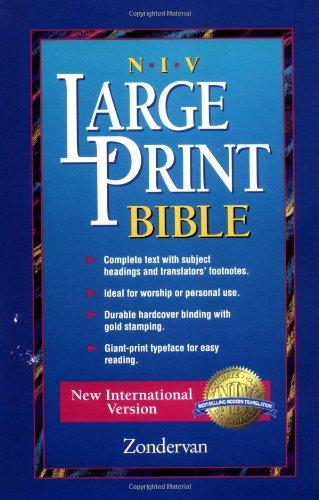 9780310923190: NIV Worship Bible, Large Print