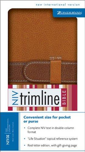 9780310923220: NIV Trimline Bible, LTD