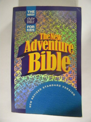 9780310923961: The New Adventure Bible: New Revised Standard Version