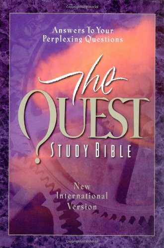 9780310924111: The Quest Study Bible: New International Version