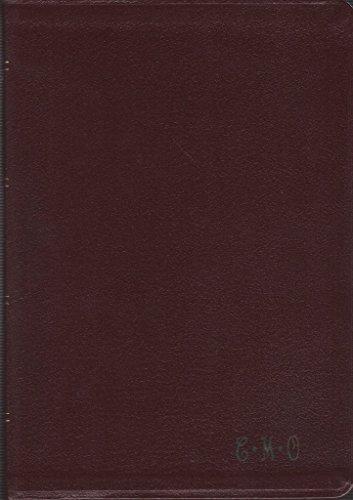 The Quest Study Bible: New International Version/Burgundy