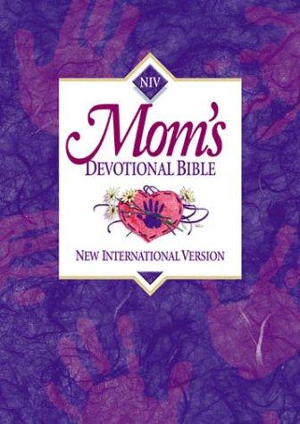 9780310924258: Mom's Devotional Bible, New International Version