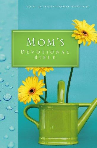 9780310925019: NIV Mom's Devotional Bible