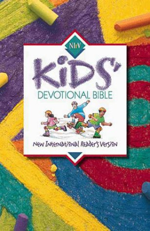 9780310925040: Kids' Devotional Bible: New International Reader's Version