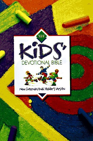 Kids' Devotional Bible: New International Readers Version: Dejonge, Joanne E.; Neal, Connie W....