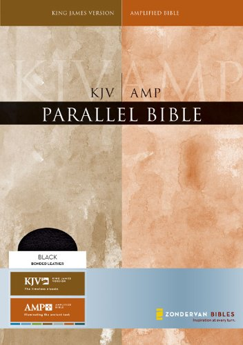 9780310925606: Holy Bible: KJV, Amplified Parallel Bible