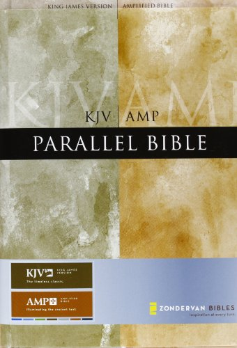 9780310925613: KJV/Amplified Parallel Bible