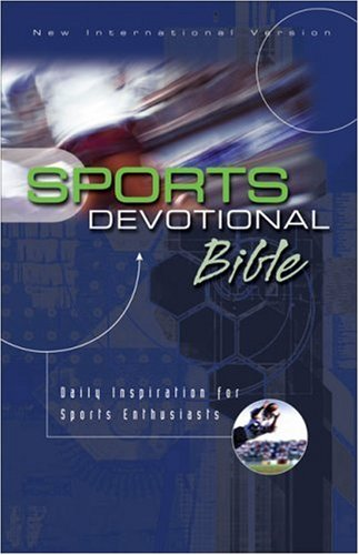 9780310926139: Sports Devotional Bible: Daily Inspirations for Sports Enthusiasts