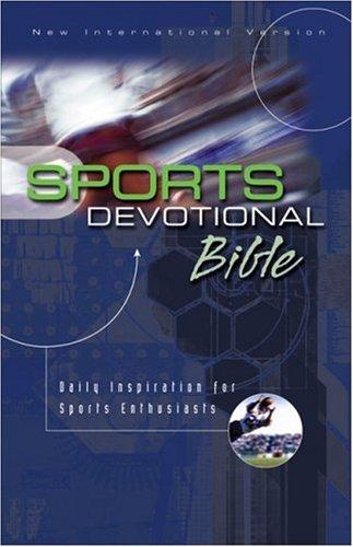 9780310926139: Sports Devotional Bible
