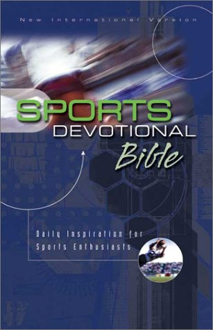 9780310926146: Sports Devotional Bible: Daily Inspirations for Sports Enthusiasts