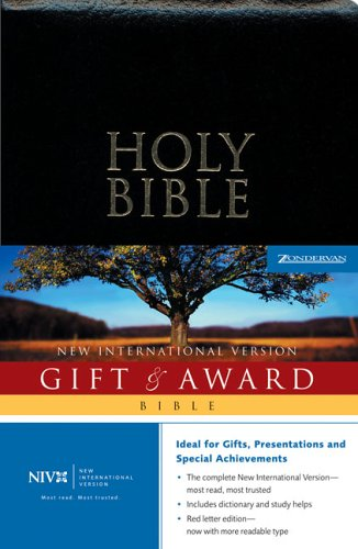 9780310926214: NIV Gift & Award Bible, Revised