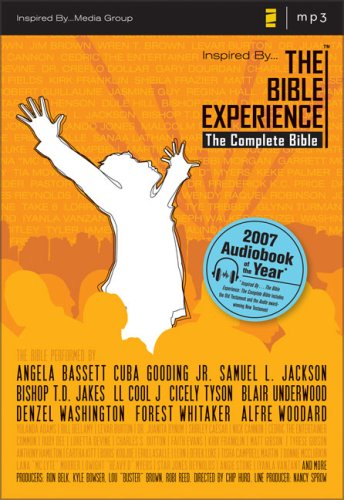 9780310926320: Inspired By ... The Bible Experience: The Complete Bible