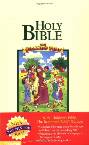 9780310926375: NIrV Children's Bible, The Beginner's Bible Ed.