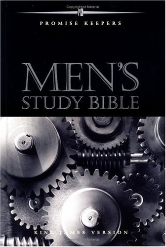 KJV Promise Keepers Men's Study Bible, Hardcover: Promise Keepers