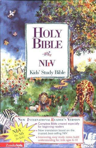 9780310926542: NIrV Kids' Study Bible Revised