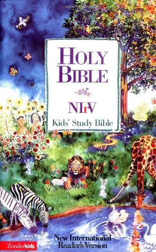 9780310926559: NIrV Kids' Study Bible Revised