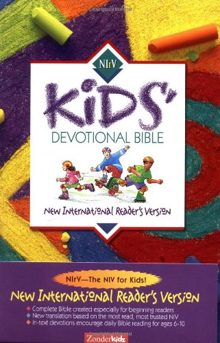 9780310926566: Kids' Devotional Bible-NIrV: New International Reader's Version