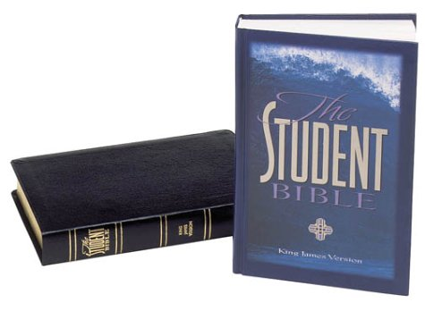 9780310926795: The Student Bible: King James Version
