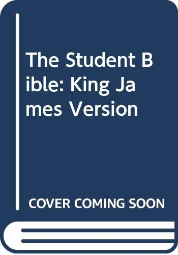 The Student Bible: King James Version: Stafford, Tim