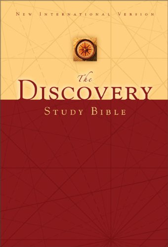 9780310927150: The Discovery Study Bible: A Guided Exploration of God's Word