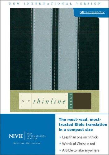 9780310927389: NIV Compact Thinline Bible LTD