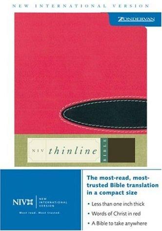 9780310927402: NIV Compact Thinline Bible LTD