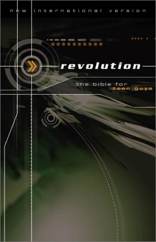 Revolution-NIV: The Bible for Teen Guys: Livingstone Corp