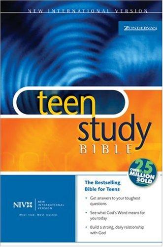 9780310928362: Teen Study Bible (New International Version)