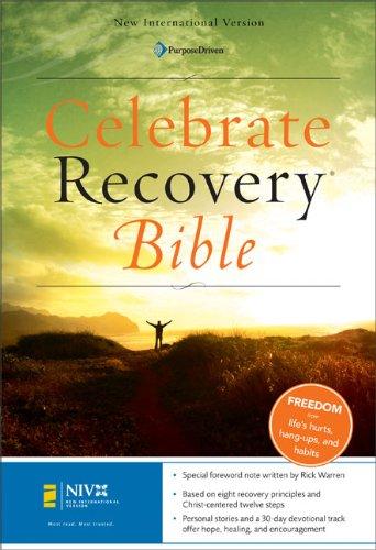 9780310928492: Celebrate Recovery Bible, New International Version