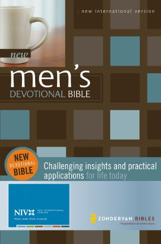 9780310928553: NIV New Men's Devotional Bible