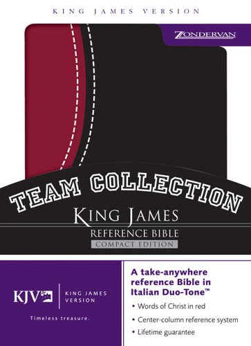 KJV Compact Reference Team Collection (0310928990) by Zondervan