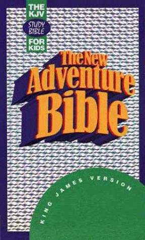 9780310930464: The New Adventure Bible: King James Version