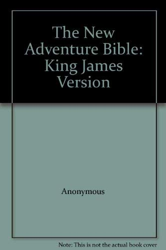 9780310930471: The New Adventure Bible: King James Version