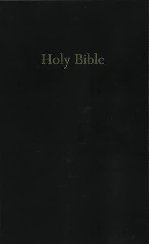 9780310930624: KJV, Pew Bible, Hardcover, Black (Black Pew Bible)