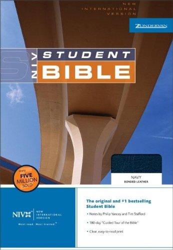 9780310930921: NIV Student Bible, Revised