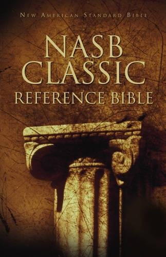 9780310931270: Classic Reference Bible, Updated NASB