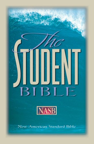 9780310931492: NASB Student Bible: New American Standard Bible