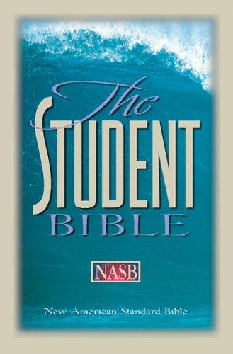 9780310931492: NASB Student Bible